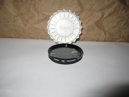 Tiffen Cir Polarizer 52mm Filter Lens (Made in Japan) - $12.57