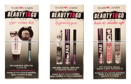 HARD CANDY* 3pc Set BEAUTY TO GO Eye Makeup DISCONTINUED (Boxed) *YOU CH... - $7.20