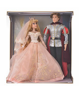 Disney store Princess Aurora & Prince Philippe Sleeping Beauty 60th Anni... - $1,161.27