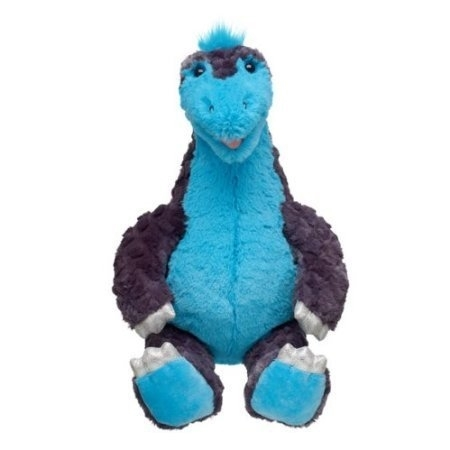 Primary image for Build a Bear Workshop, Charcoal Stegosaurus Stuffed Animal Dinosaur