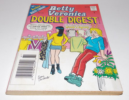 Betty and Veronica Double Digest Magazine 61 Complete Issue Comic Nov 1996 - $2.99