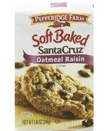 Pepperidge Farm Soft Baked Cookies, Santa Cruz Oatmeal Raisin, 8.6-ounce... - $16.99