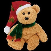 Ty Jingles Beanies 2003 Holiday Teddy - Bear - $8.99