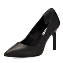 NEW $229 Charles David Denise Pointed Toe Leather Pump BLACK Size 9 NIB - $46.74