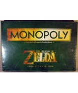 The Legend of Zelda Collector's Edition Monopoly Board Game - $24.70