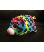 Ty Stackable Boos Jelly the Leopard NO TAG - $3.55