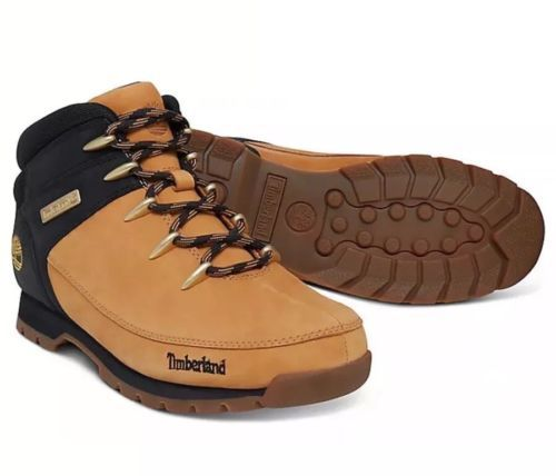 Timberland Euro Sprint Hiker Black Walktall | Unboxing | Hands on