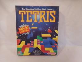 Tetris Link Board Game Original Nintendo Strategy Tabletop Arcade Family... - $28.03