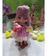 NEO BLYTHE DOLL CUSTOMIZED NBL SHINY FACE BJD WITH OUTFIT AND ACCESSORIE... - $98.95