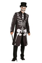 Deluxe Day of The Dead / Voodoo / Skeleton Jacket + Tie  - $51.00