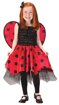 Beautiful Ladybug , Toddler Costume , 12 - 18 Months , Free Shipping - $25.00