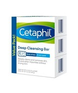 Cetaphil Deep Cleansing Face & Body Bar for All Skin Types, 3 Count - $12.69