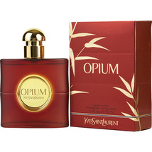 OPIUM by Yves Saint Laurent EDT SPRAY 1.6 OZ (NEW PACKAGING) for WOMEN  ... - $80.50
