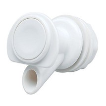 Igloo Push Button Spigot White - $11.95