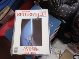 Star Wars , Return Of The Jedi , Official Collectors Edition ,  New / Ol... - $49.41