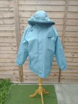 HIMALAYA MOUNTAIN Super Thick & Warm Blue Coat Size M Jacket - $27.20