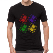 Tee Bangers DS Color Men's Black T-shirt NEW Sizes S-2XL - $11.87+