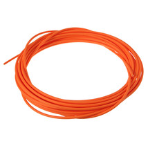 2pcs Orange 5m 1.75mm PCL Filament For 3D Printing Pen Non-toxic & Taste... - $9.30