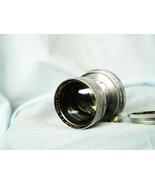 Leica Ernst Leitz Wetzlar Summitar 5cm 50mm F/2 L39 LTM Lens c/w Filter -TESTED - $500.00