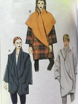 Vogue Sewing Pattern Very Easy Vogue 8930 Misses Jacket Size L-XXL New - $18.63