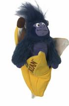 "Disney TARZAN Going Bananas Plush Stuffed 8"" TERK Gorilla In Banana Appl... - $11.88"