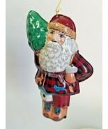 Hallmark Keepsake Ornament - Woodland Santa - 1996 - $5.30