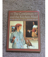 the Gentleman and the Kitchen Maid Diane Stanley two paintings fall in l... - $3.97