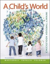 A Child's World: Infancy Through Adolescence - Standalone book [Hardcove... - $115.94