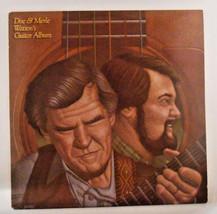 Doc & Merle Watson's Guitar Album Vinyl Record LP Flying Fish FF301 - $10.99