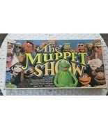 Vtg 1977 Parker Brothers The Muppet Show Board Game Original Box MISSING... - £6.11 GBP