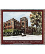 California USC Bovard Tapestry Throw Blanket - $64.95