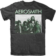 Aerosmith-America's Gretest Rock and Roll Band-X-Large Black T-shirt - $16.44