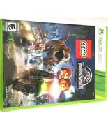 Microsoft Game Lego jurassic world - $13.99