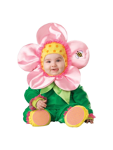 NIB Baby InCharacter Costume Blossom Infant Large (12-24 MONS) Green/Pink/Yellow - $18.80