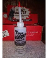 Rust Buster ,4oz Bottle of Penetrating Lubricant w Telescopic Applicator... - $5.00
