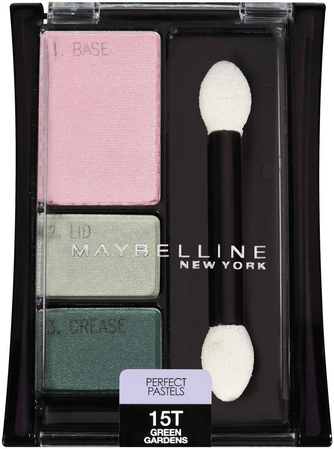 Maybelline Expert Wear Eyestudio Shadow Trios - You Choose The Color From Menu