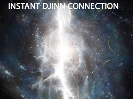 100X FULL COVEN DJINN CONNECTION ALIGN INSTANTLY EXTREME MAGICK 98 YR WI... - $99.00