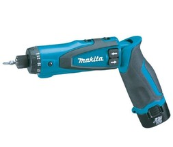 Makita DF010DSE 7.2-Volt Lithium-Ion Cordless Driver-Drill Kit with Auto... - $194.85