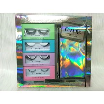 EYLURE Cosmetics London Limited Edition Exquisite Lashes Kit With Carry ... - $11.99