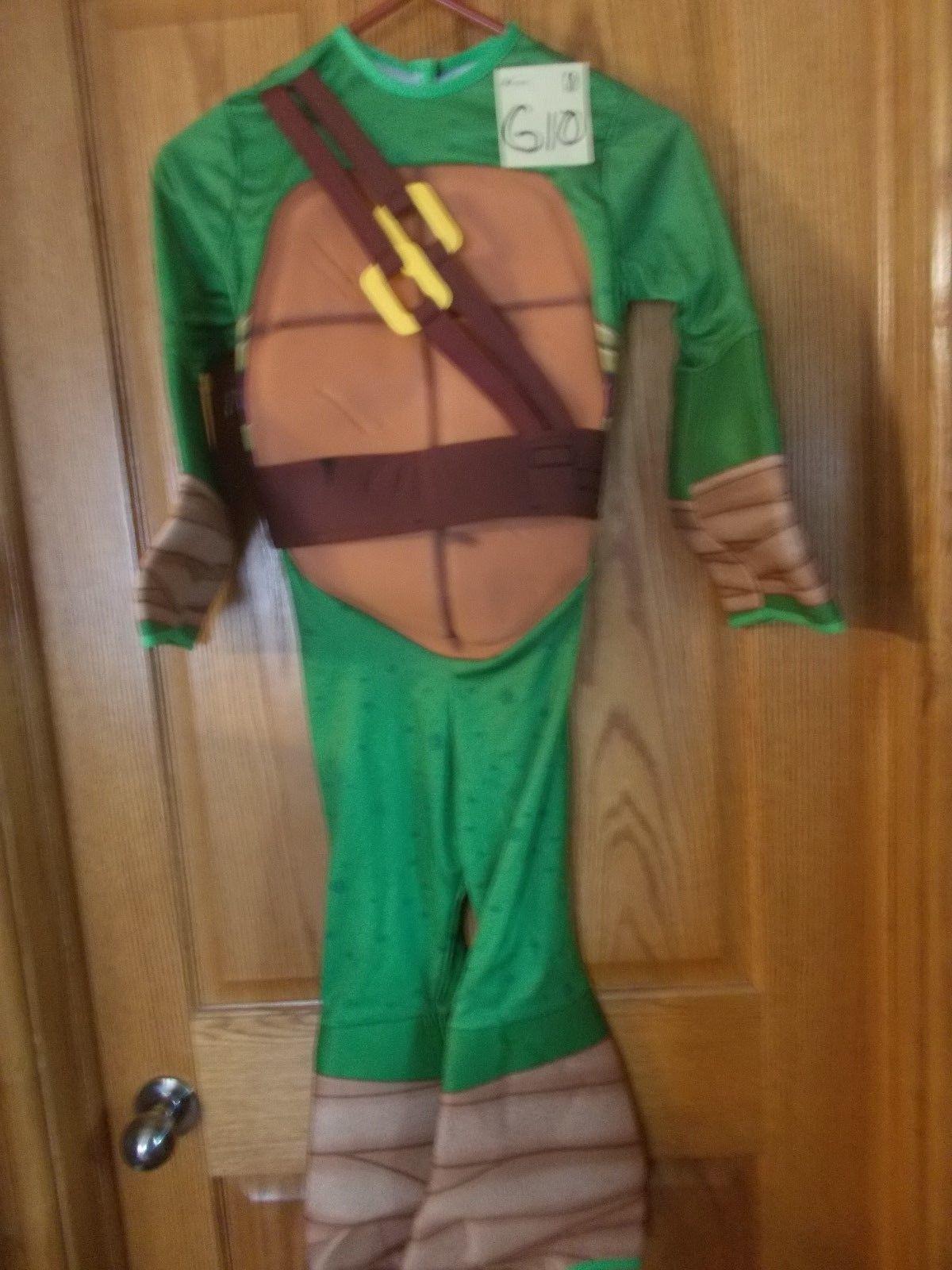 24b6d11dd80e Rubies Ninja Turtle Leonardo Costume Childs and 50 similar items