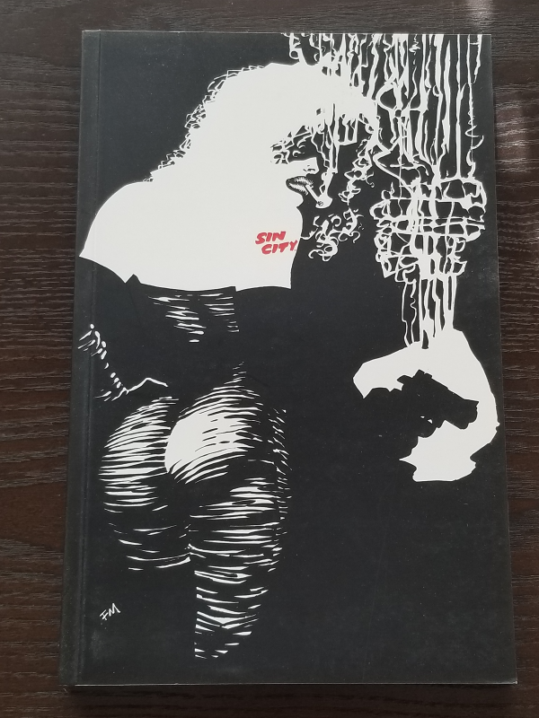 Sin City Softcover Graphic Novel