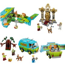 Scooby Doo Mummy Museum Mysterious Plane  Building Block  Toys - $14.06+