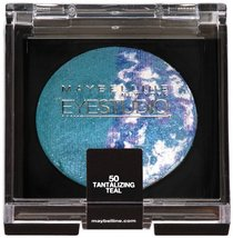 MAYBELLINE EYESTUDIO EYE SHADOW #50 TANTALIZING TEAL - $16.00