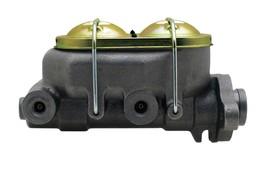 "GM Universal Style Cast Iron Master Cylinder 1"" Bore; 9/16"" & 1/2"" Ports  - $79.19"
