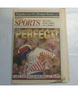 Sunday Newsday Long Island Sports August 9 1992 Carl Lewis PERFECT Barce... - $39.99