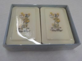 Vintage Krismoose Design French Milled Soap by Katherin Gray Inc Box set 2  - $9.89