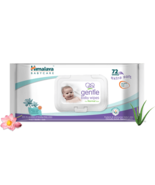 Himalaya Herbal Gentle Baby Wipes - Indian Aloe - Indian Lotus  - $11.99+