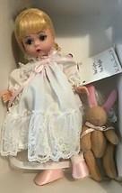 "Madam Alexander 8"" Star Light Star Bright Doll and Bunny - $79.15"