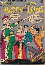 The Adventures of Dean Martin and Jerry Lewis Comic Book #14 DC 1954 VER... - $55.07