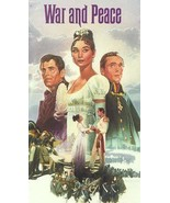 War and Peace [VHS] (1956) [VHS Tape] - $3.15